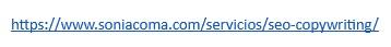 Ejemplo URL limpia de código